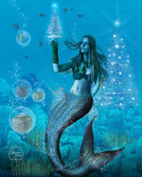 Christmas Under the Sea by sweetcivic