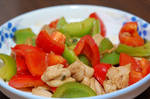 Stir Fry Chicken Bell Peppers