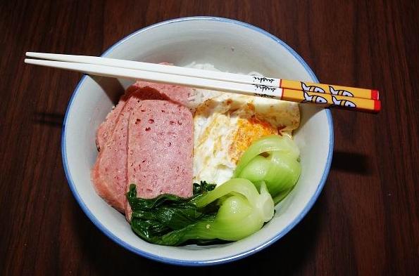 Vermicelli Rice Noodle Soup