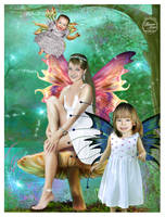 Fairies by sweetcivic