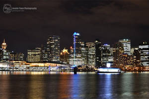 Vancouver Downtown by sweetcivic