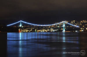 Lions Gate Bridge by sweetcivic