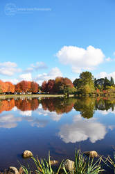 Autumn Reflections 1 by sweetcivic