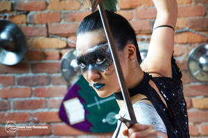 Warrior Photoshoot 2 by sweetcivic