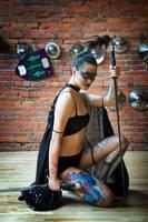 Warrior Photoshoot 3 by sweetcivic