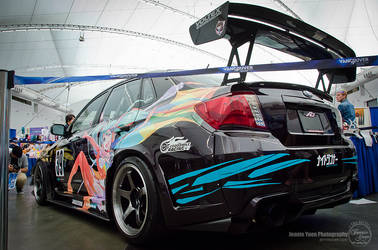 Anime Revolution Subaru by sweetcivic