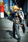 Final Fantasy Cloud Strife Cosplay