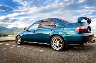 Honda Civic Photoshoot