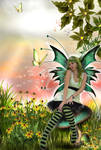 Spring Time Faerie