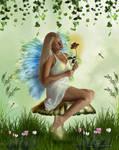 The Garden Fairy
