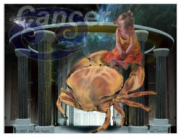 CANCER - The Crab by sweetcivic