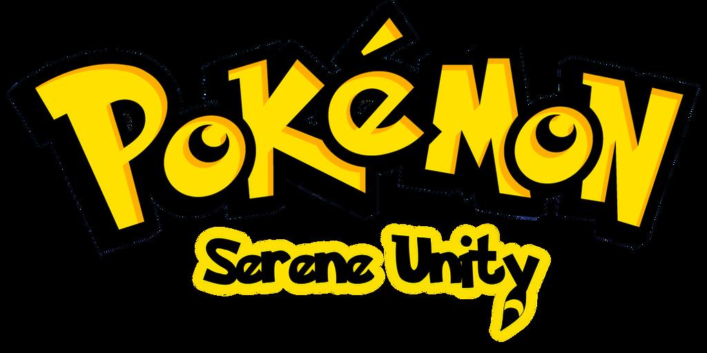 Pokemon: Serene Unity title
