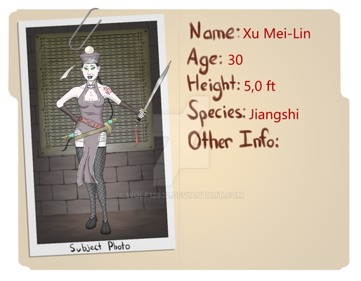 Xu Mei-Lin
