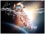 The Cosmic Splash