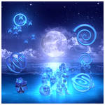 Clair de Lune by blingblingbabe