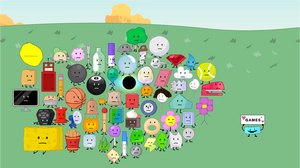 Battle For Bfdi Bfb Character Rank List By Paxton The Wolf On