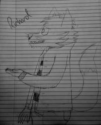Richard (Sing O.C) by Paxton-the-Wolf