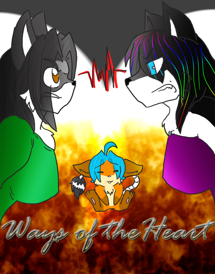 Ways of the Heart: 0-0 by michael09