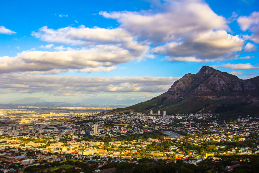 Cape town by icmb94