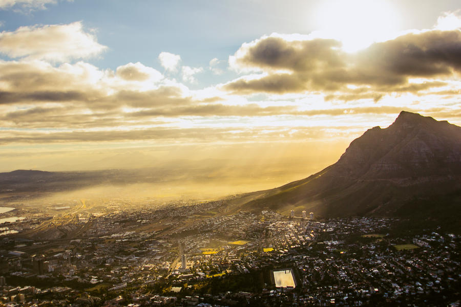 Good Morning capetown by icmb94
