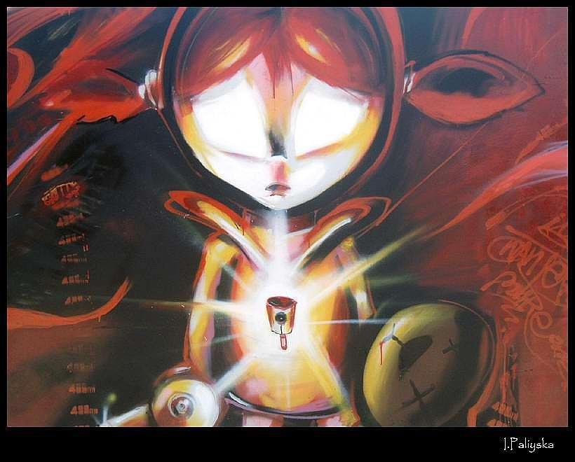 Graffiti. by X-Kal