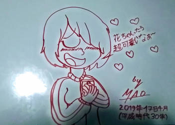Miyako Hoshino: Oh Hana-chan, eres super adorable by Mao2018