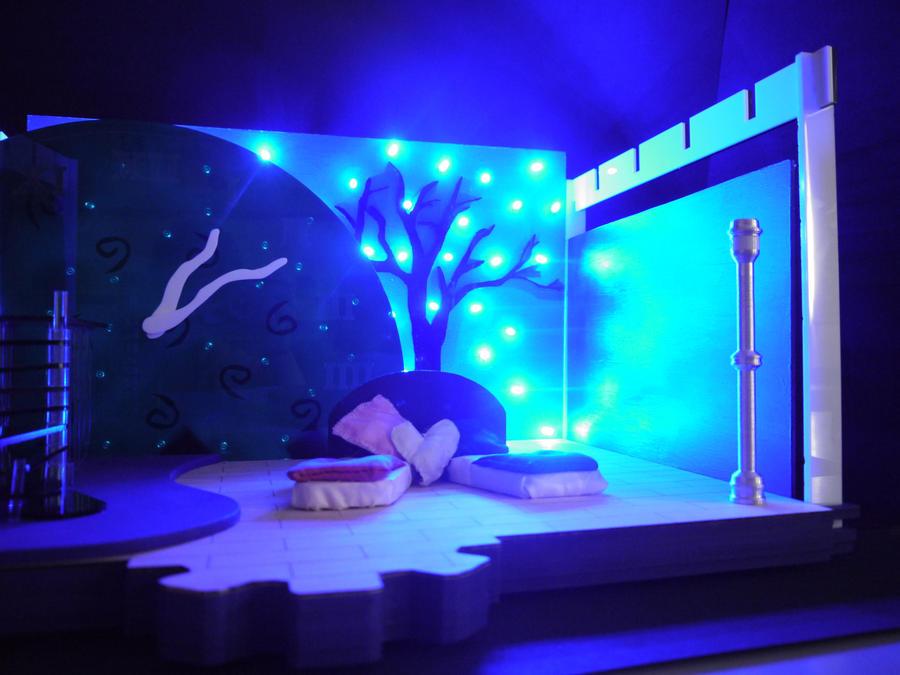 Theatre Set Design - Wicked by x-AJBedden-x on DeviantArt