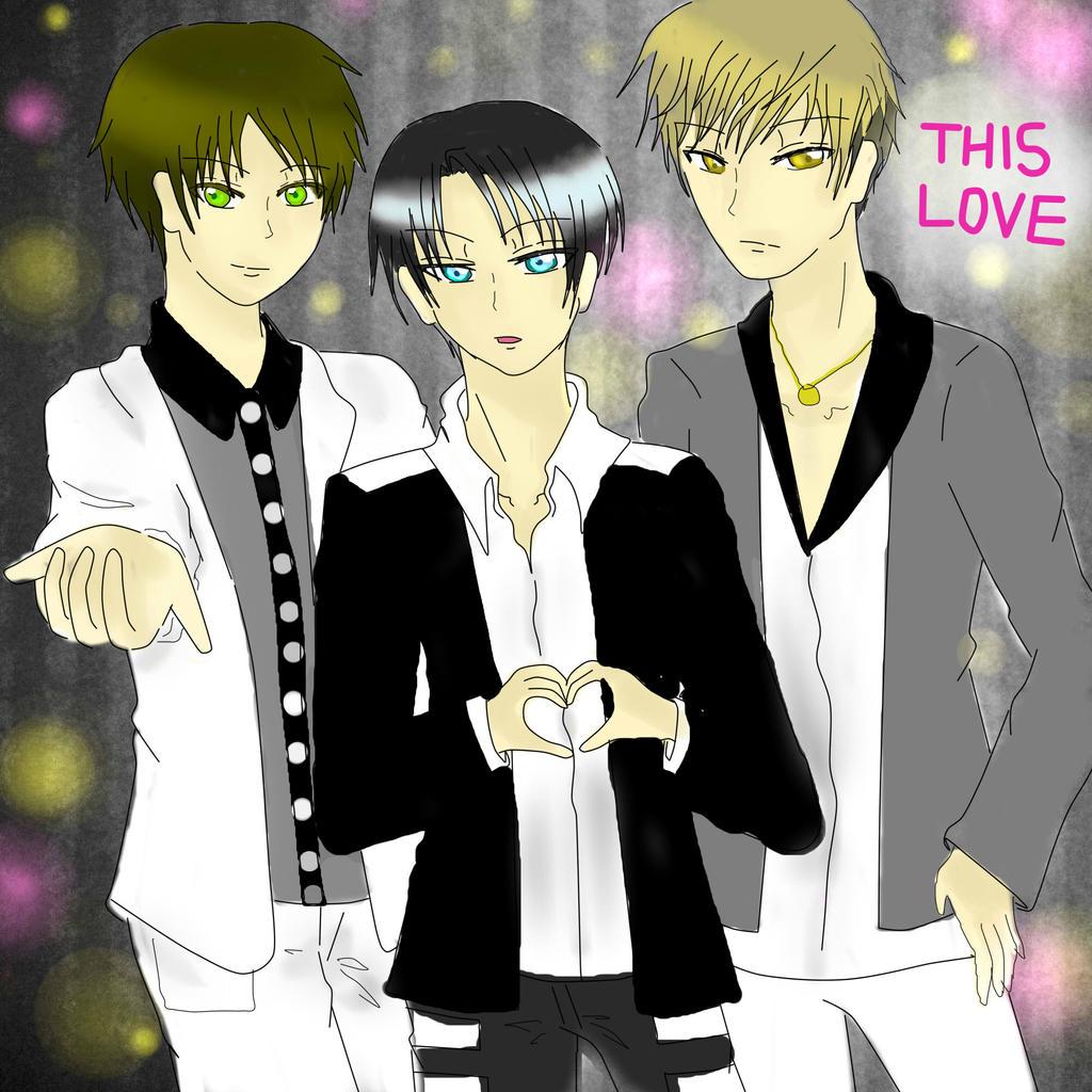 This Love: SNK by JazminKitsuragi