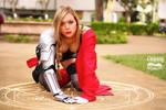 Adriana Chacon, FMA cosplay