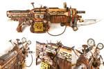 Steampunk Assault Rifle