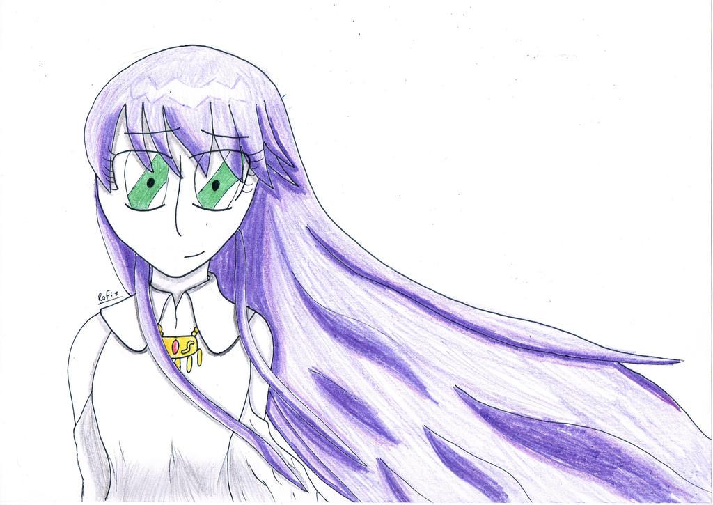 Sasha (Saint Seiya: The Lost Canvas) by MafiPaint on DeviantArt