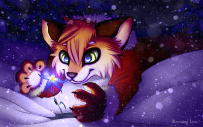 Shining by Blooming-Lynx