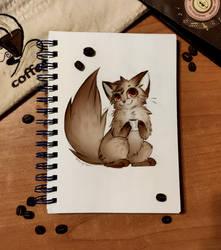 Sixth Day - Coffee Cat