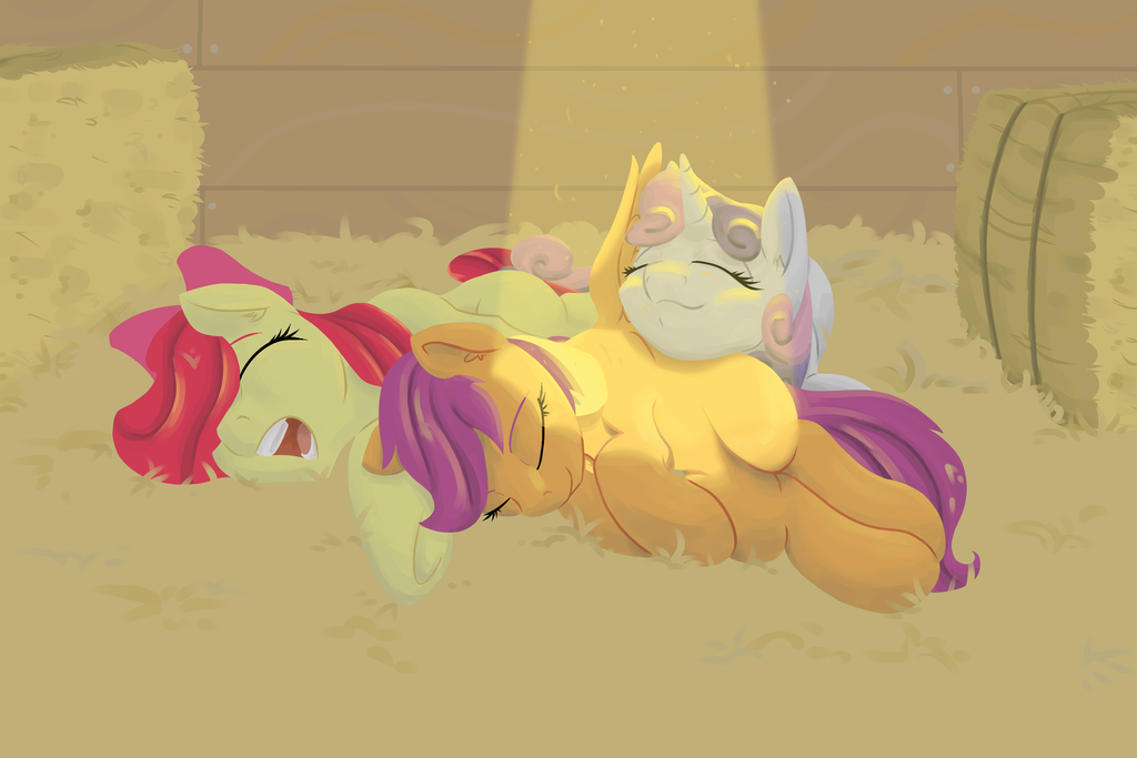 Naptime Redux by Geomancing