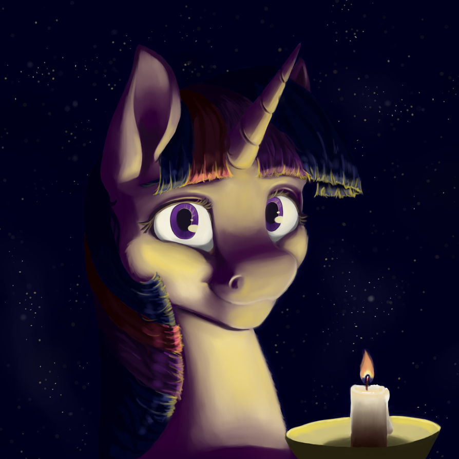 Candle by Geomancing