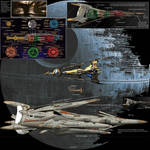 Scale Chart - DSEA/Babylon5/Spear Of Adun/DS2