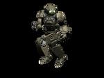 Battletech commando ID