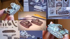 Light Panzers design process