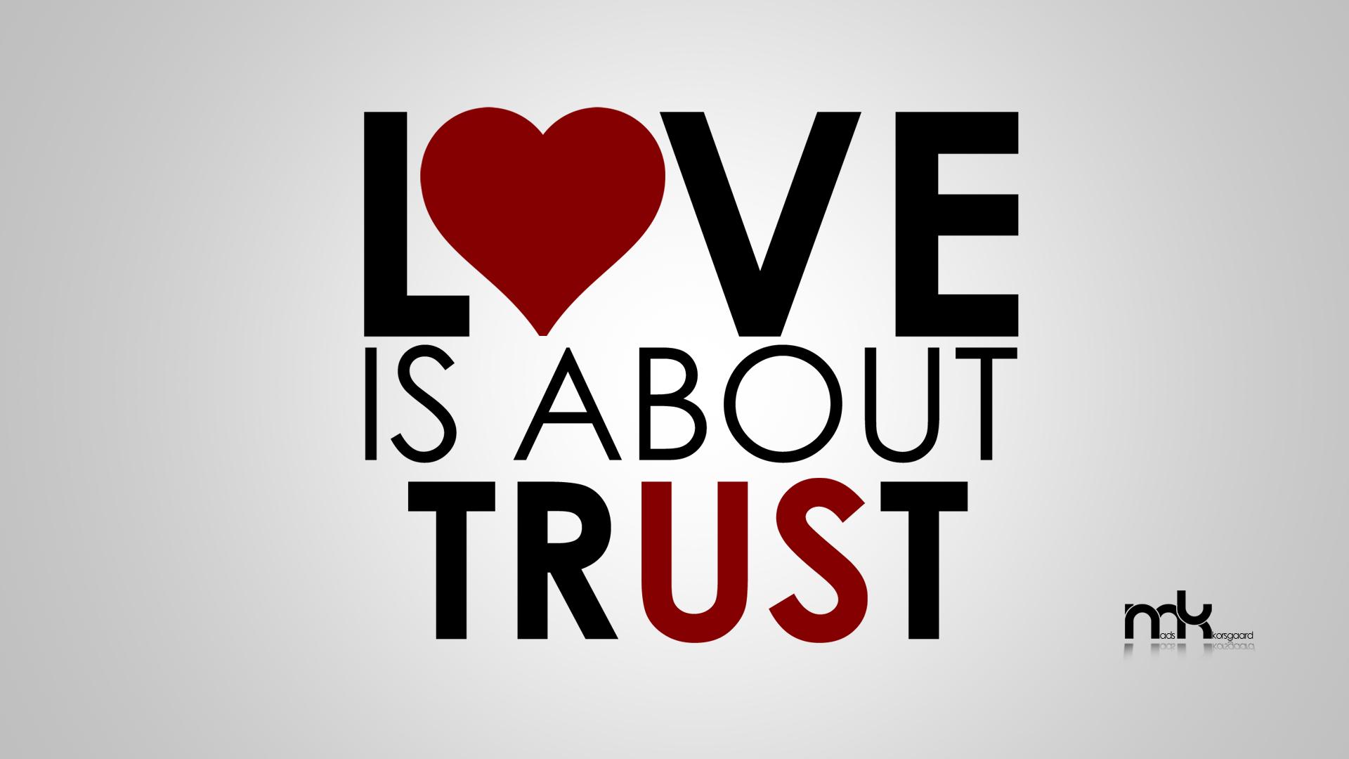 love is about trust by DeciNNN on DeviantArt
