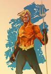 Aquaman Clr1