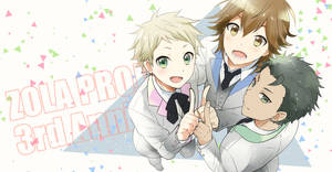 ZOLA PROJECT 3rd Anniversary