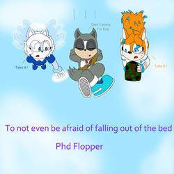 Phd Flopper Commercial