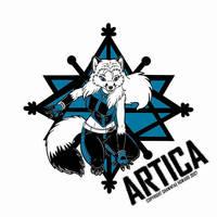 Artica T-shirt Design by Ebonyleopard