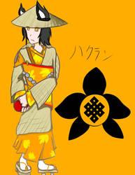Hakuran Inari by Numagakure