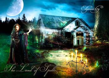The Land of Spells by Ellyevans679