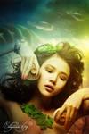 Queen of Cups by Ellyevans679