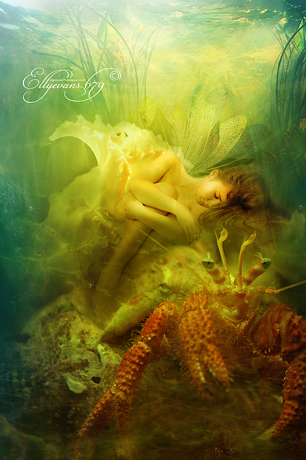 Totem Spirit - Crab by Ellyevans679