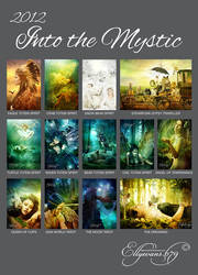 Into the Mystic-2012 Art Summary by Ellyevans679