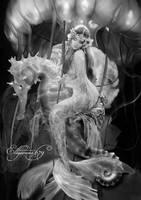 Mermaid Carousel by Ellyevans679