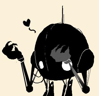 iScribble Robot by Opnast